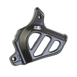 Capac pinioane Minarelli Am6 carbon-0