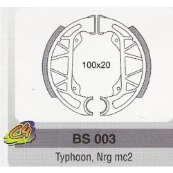 Ferodouri frana Piaggio Typhoon, Nrg mc2-0
