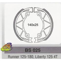 Ferodouri frana Gilera Runner 125-180, Liberty 125 4T-0