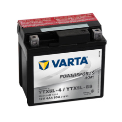 Baterie YTX5L-BS Varta acid inclus-0