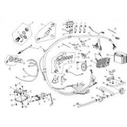 Sistem electric si componente Honda
