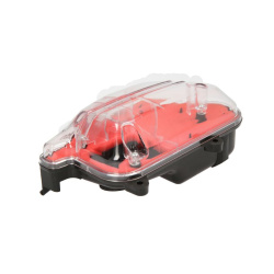 Filtru aer transparent Yamaha MBK Booster motor vertical