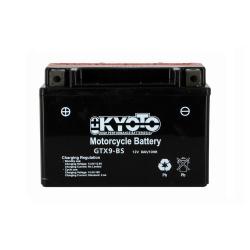 Baterie KYOTO YTX9-BS (ACID, FARA INTRETINERE)