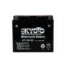 Baterie KYOTO YT12B-BS = GT12B-4 (ACID, FARA INTRETINERE)
