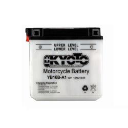 Baterie KYOTO YB9-B = YB16B-A1 (ACID, CU INTRETINERE)