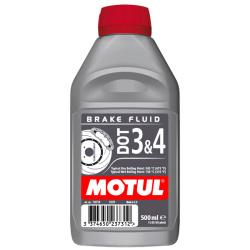 Ulei Motul BRAKE FLUID DOT 3 & 4 – 0.5L