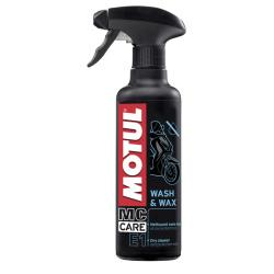 Motul E1 WASH & WAX – 0.4L
