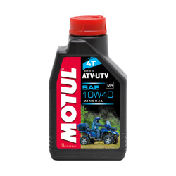 Ulei Motul ATV UTV 10W40 – 1L