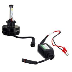 BEC LED H1 + BALLAST 16W – 2200 LUMENS