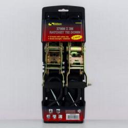 SET 2 CHINGI CU CLICKET (27mm X 3.0M, 1200KG)