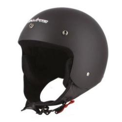 CASCA MOTO Sifam S-LINE OPEN-FACE ECOCITY S730 – NEGRU MAT – XS