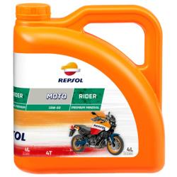 ULEI REPSOL MOTO RIDER 4T 15W 50 4L