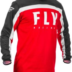 Bluza Off Road FLY RACING F16 Rosu Negru Alb L