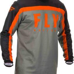 Bluza Off Road FLY RACING F16 Negru Gri Orange M